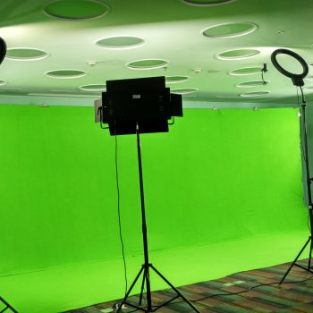 Sewa Portable Greenscreen Studio Murah