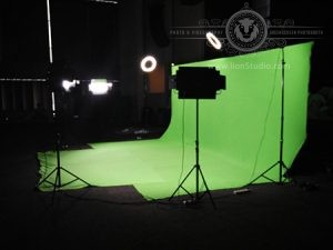 Studio Greenscreen Murah