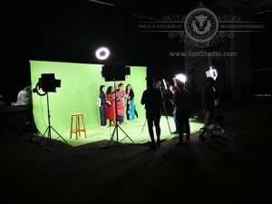 Sewa Studio Greenscreen