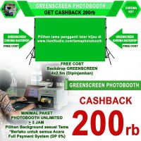 Cashback Greenscreen Photobooth web