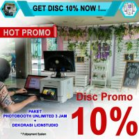 Promo Photobooth - Prewedding - Foto Liputan - Video Shooting Murah